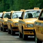 Калининградских таксистов региона обязали перекрасить машины в жёлтый цвет к 2016 году